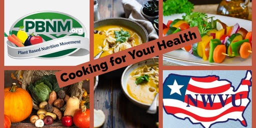 Cooking for Your Health - Women Veterans & Active Duty