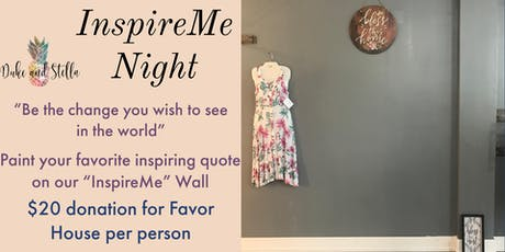 InspireMe Mural Wall Event tickets
