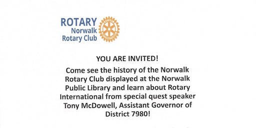 History of the Norwalk Rotary Club