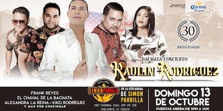 Raulin Rodriguez en Orlando, FL tickets
