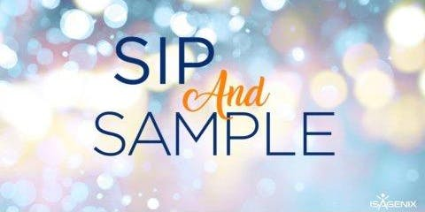 Sip & Sample