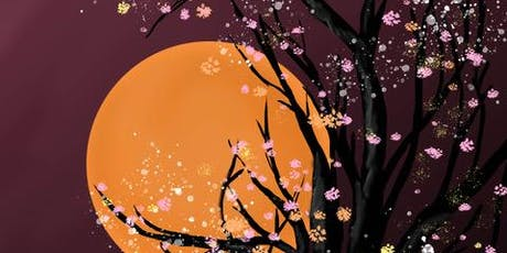 10/06 Full Moon Sip and Paint tickets