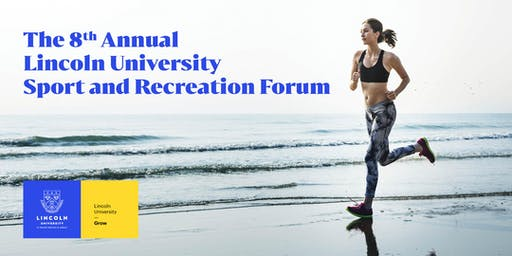 The 8th Annual Lincoln University Sport and Recreation Forum