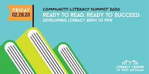 Community Literacy Summit 2020: Ready Read, Ready to...