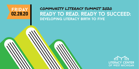 Community Literacy Summit 2020: Ready to Read, Ready to Succeed tickets