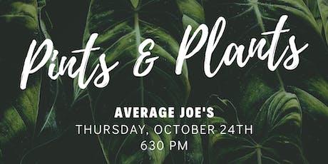 Pints & Plants tickets