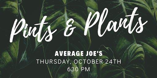 Pints & Plants