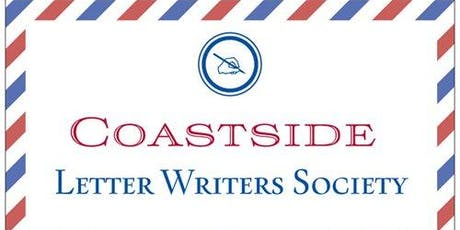 Coastside Letter Writers Society September Meeting tickets
