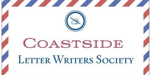 Coastside Letter Writers Society September Meeting