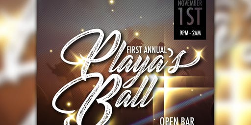 """UpperClass"" 1st Annual Players Ball"