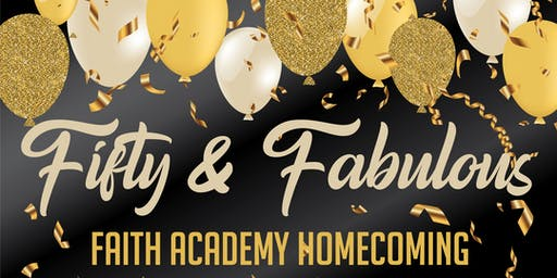 Faith Academy High School Homecoming 2019