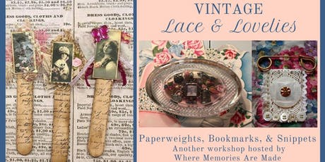 Vintage Lace and Lovelies tickets