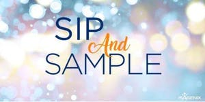 Sip and Sample