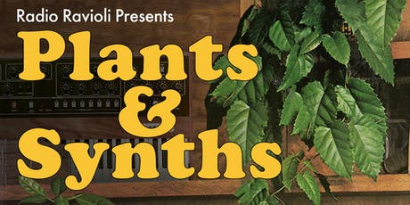 Plants & Synths tickets