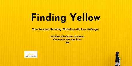 Finding Yellow Workshop tickets