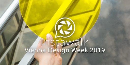 instawalk - Vienna Design Week 2019