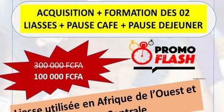 ACQUISITION + FORMATION DES 02 LIASSES + PAUSE CAFE + PAUSE DEJEUNER + CERTIFICAT + COACHING SUR VOS ETATS FINANCIERS + 07 BONUS // SEANCES D'EXPLICATION DES ETATS FINANCIERS SN ET SMT tickets