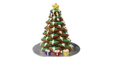 """Family Style"" Gingerbread Christmas Tree Decorating Workshop"