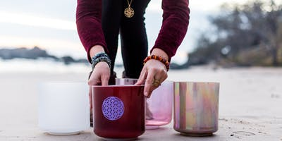 Hoop Embodiment & Crystal Sound Healing