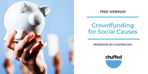 Free Webinar: Crowdfunding for Social Causes