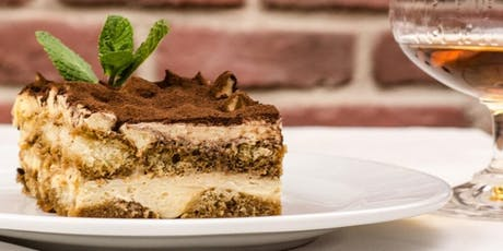 Decadent Desserts Class - Sat 12/21 at 1pm - Chef Eric's Culinary Classroom tickets
