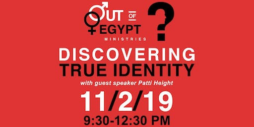 Discovering True Identity One-Day Mini Conference