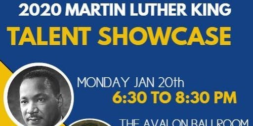 2020 Martin Luther King Day Talent Showcase