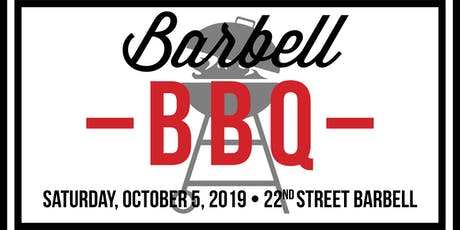 Barbell BBQ - a tailgate fundraiser for the Women's Barbell Classic tickets