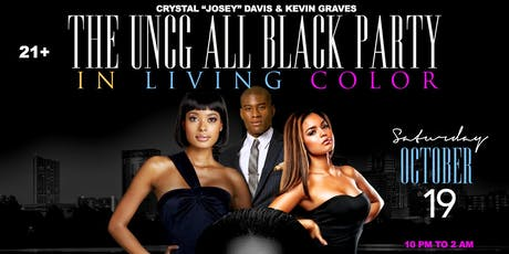 All Black Party in Living Color tickets