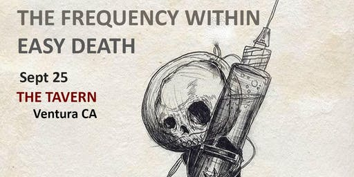 Dumb Rock Show w/ Tung / O ZORN! / Frequency Within / Easy Death