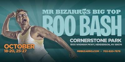 Mr. Bizarros Bigtop Boo Bash