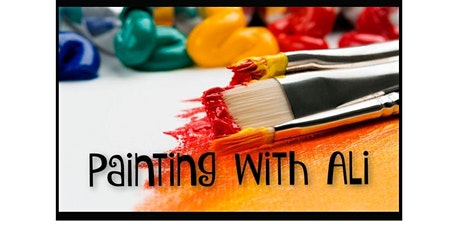 Painting with Ali (01-28-2020 starts at 11:30 AM) tickets