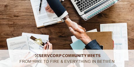 From Hire to Fire & Everything in Between | Servcorp Deloitte tickets