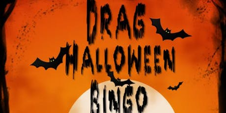 Drag Halloween Bingo!!! tickets
