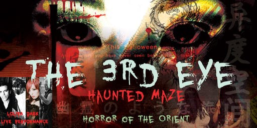 The 3rd Eye Haunted Maze