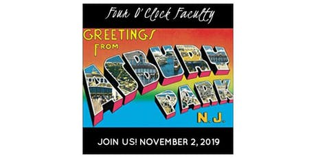 Four O'Clock Faculty: Greetings from Asbury Park - Nov 2 tickets