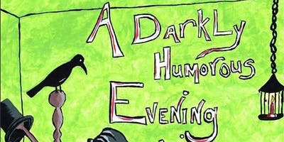 Darkly Humorous Evening with Stephen Vincent Giles