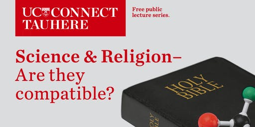 UC Connect: Science and Religion: are they compatible?