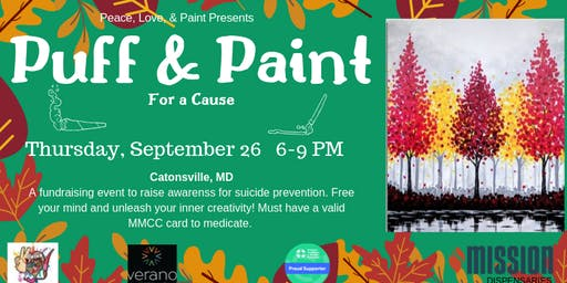 Puff and Paint For a Cause