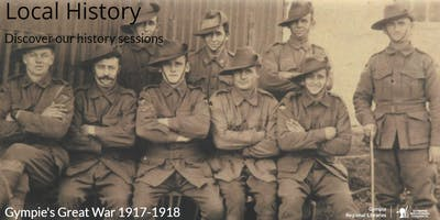 Local History Talk - Gympie\
