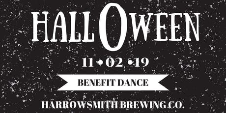 Halloween Benefit Dance tickets
