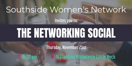 SWN November Networking Social - Virginia Beach tickets