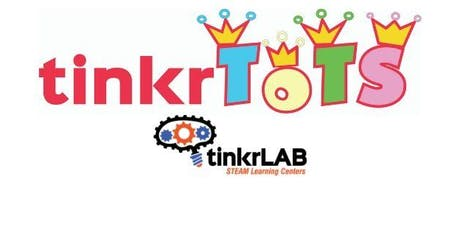 tinkrTOT Tuesdays: 2 week - Things That Move tickets