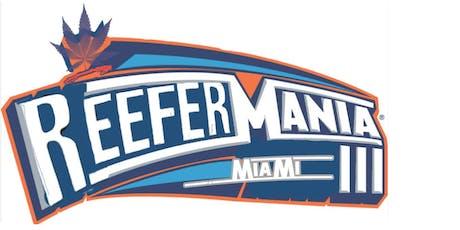 Reefer Mania III entradas