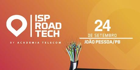 ISP RoadTech ingressos