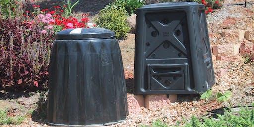 Free Backyard Composting & Worm Farming Workshop