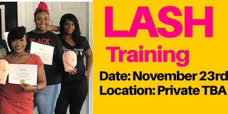 Learn to Lash Kansas City tickets