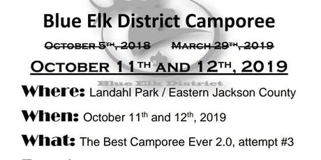 Blue Elke Camporee/Troop 383 tickets