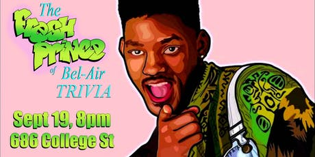 Trivia Thursday - The Fresh Prince of Bel Air tickets