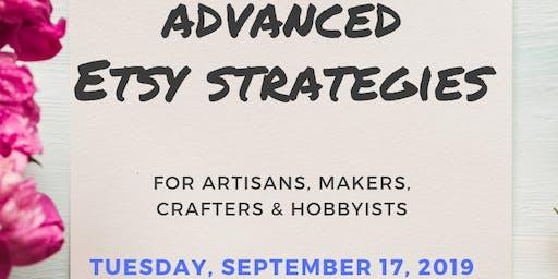Advanced Etsy Strategies